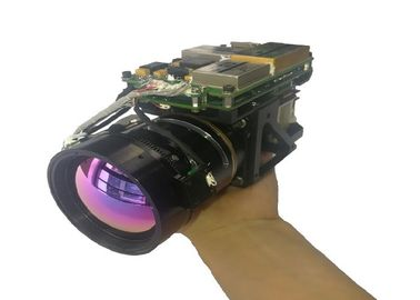 Good Quality Thermal Camera Module & MWIR ZOOM LENS F5.5 IR Camera Module Ultra Long Range Cooled RS422 Control Port on sale