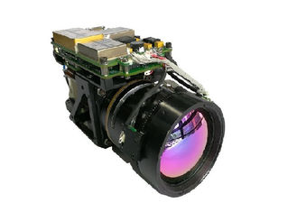 Good Quality Thermal Camera Module & Continuous Zoom Cooled Thermal Camera Infrared Imaging Device AC6415SL Model on sale