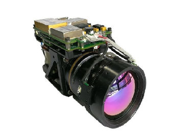 Good Quality Thermal Camera Module & Infrared Imaging Long Range Thermal Camera LEO - MW - RM2 Detector Type  on sale