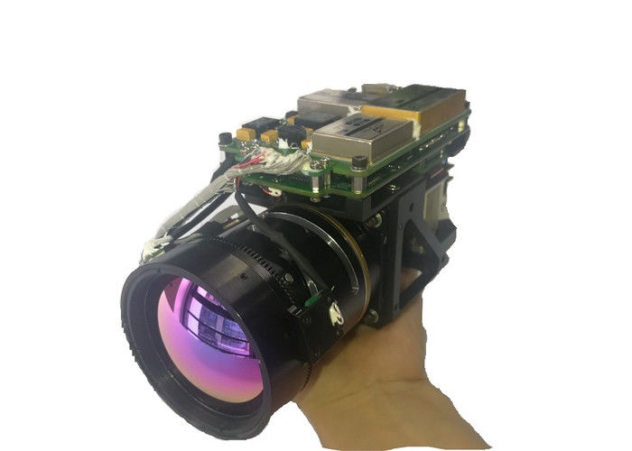Cooled Ultra Long Range Thermal Camera , Infrared Hd Thermal Imaging Camera S - 640 Model